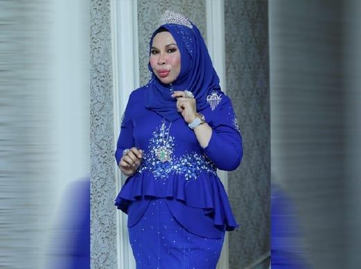 Janji Tidak Ditunaikan, Aishah Buat Tuntutan Mahkamah Terhadap DS Vida