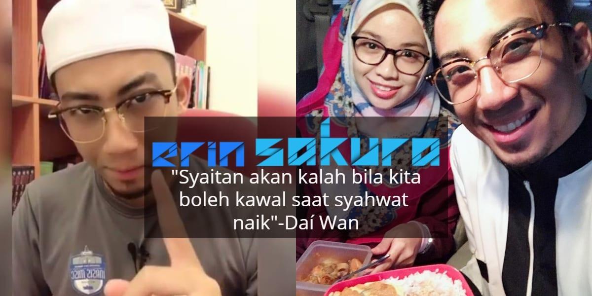[VIDEO] Pelajar Universiti, Jangan Selalu Keluar Berdua-duaan.. – Da'i Wan