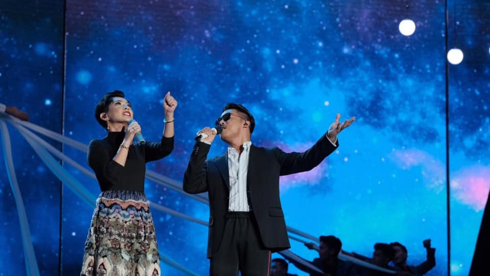 """[VIDEO] """"Better Nyanyi Lagu Sendiri"""" – Hael Husaini Dikritik Bersuara Sumbang?"""