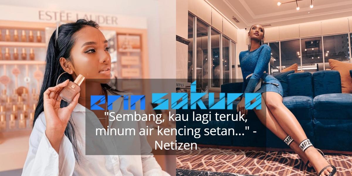 """""""Kencing Dalam Lif Kotor, Minum Air Kencing Setan?""""- Hanee Dibidas Netizen"""