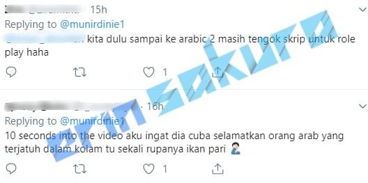 """[VIDEO] """"Kalah Budak SMKA Hafal Arab..""""- Budak Fasih Bahasa Arab Jadi Tumpuan"""