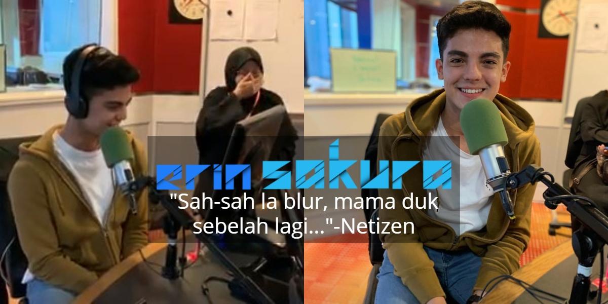 Alahai! Comel Je Mak Jabir Ketawa Dengar Pickupline Balas Dengan Peminat