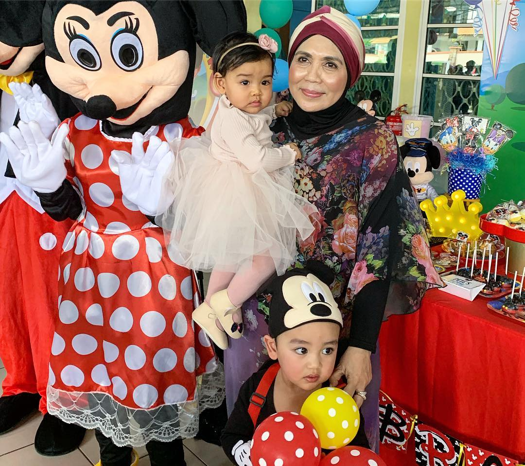 Keluarga Dato' Siti Sambut Birthday Ke-2 Arif Jiwa Di Rumah Anak Yatim, Meriah!