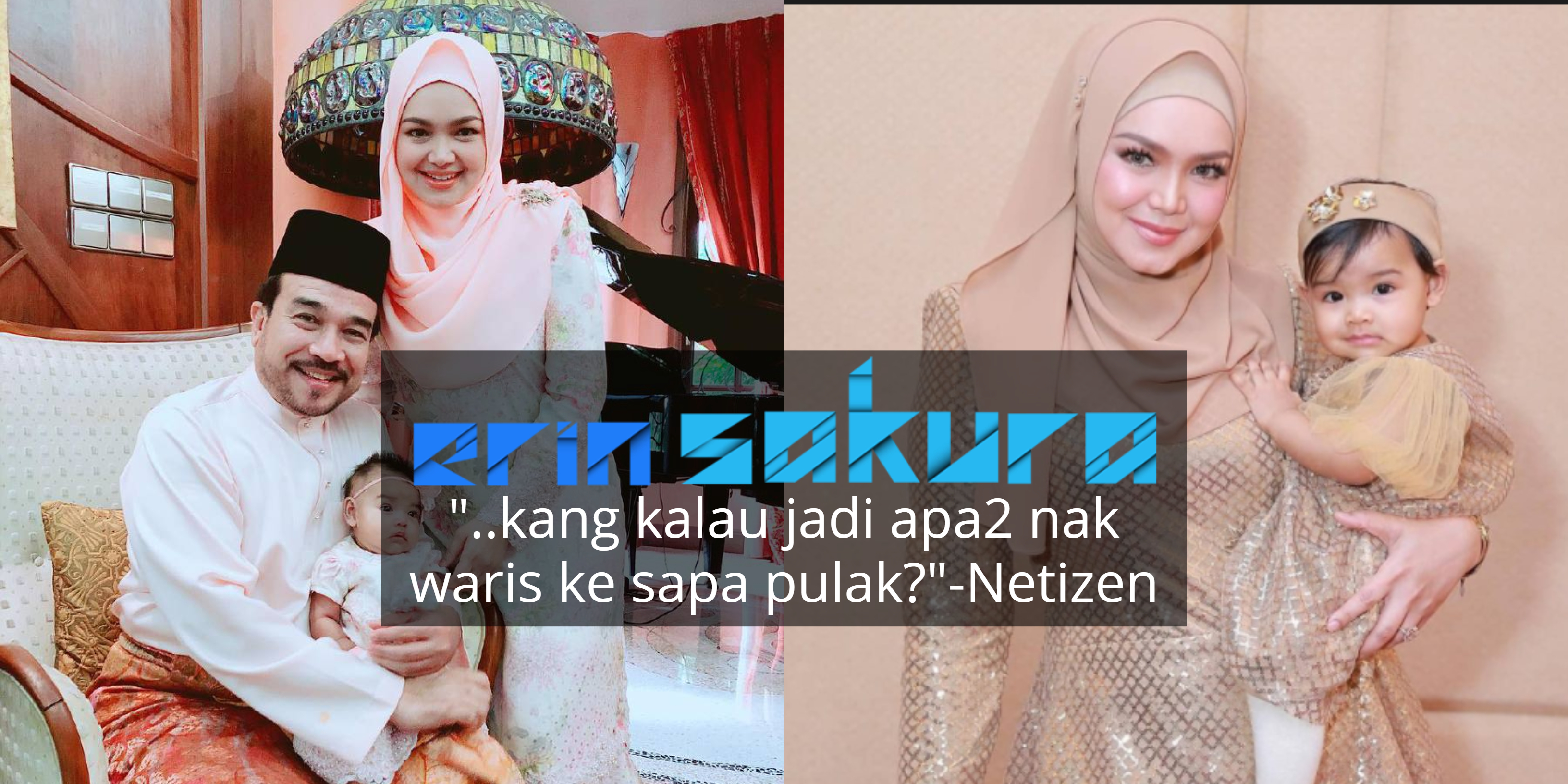 """""""Besar Nafsu Mu..""""-Niat Wariskan Syarikat Pada Aafiyah, Tok Ti Ditegur Netizen"""