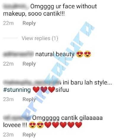 """""""Baru Natural Beauty""""- Neelofa Jadi Muka Depan Majalah, Tanpa Sebarang Make Up!"""