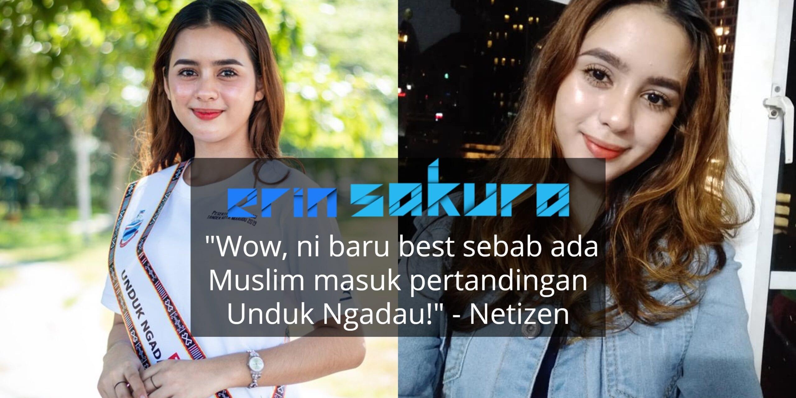 Peserta Ratu Cantik Sabah Ini Dipersoal Status Agamanya Gara-Gara Nama Nurul..