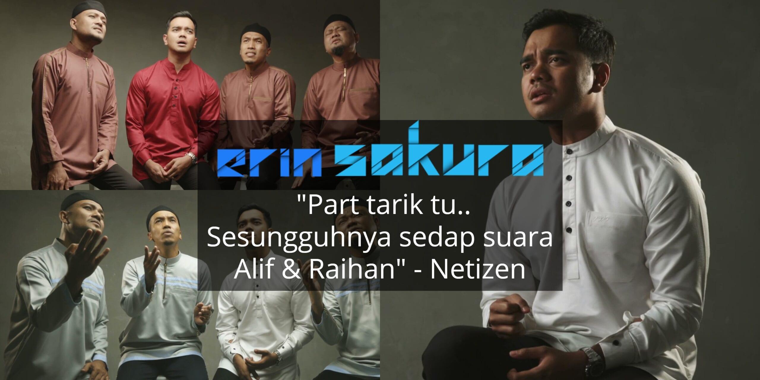 "[VIDEO] ""Sebak Dengar.."" – Harmoni Alif Satar & Raihan Detik Rasa Keinsafan"