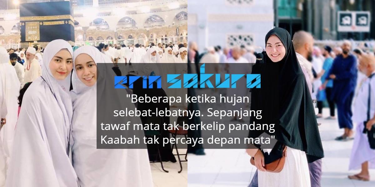 """""""Tak Berkelip Pandang Kaabah"""" – Wany Hasrita Kongsi Pengalaman Sebak Tunai Haji"""