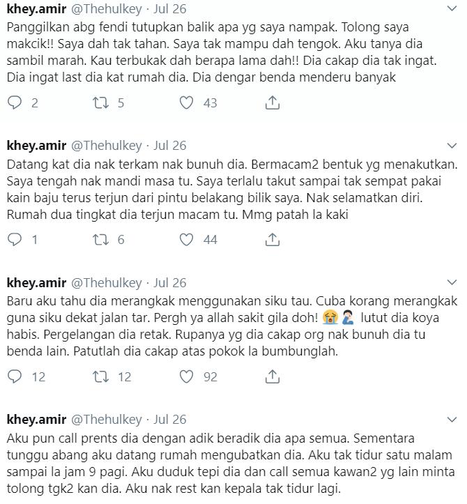 Hijab Lelaki Ini Terbuka, 3 Tahun Macam Orang Tak Siuman! Semuanya Gara-Gara..