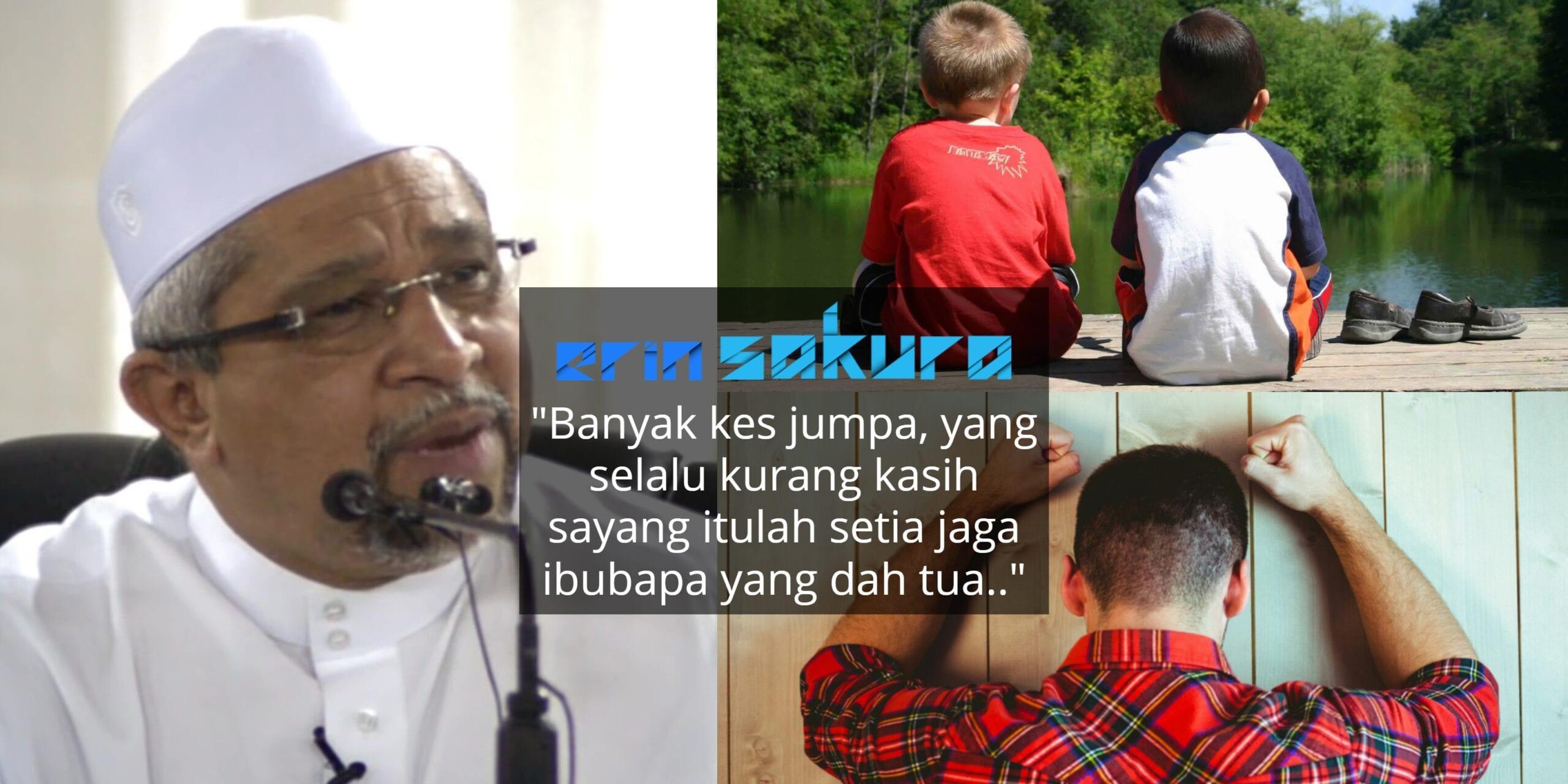 Mak Ayah Jangan Pernah Beza-Bezakan Anak, Takut Nanti Berbekas Sampai Tua!
