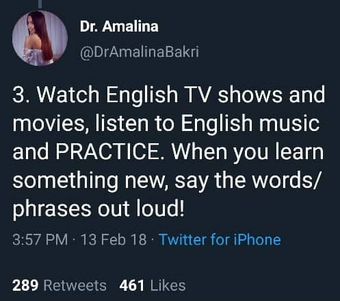 Tak Yakin Nak Cakap Dalam English? Cuba 4 Tips Berkesan Daripada Dr Amalina Ini