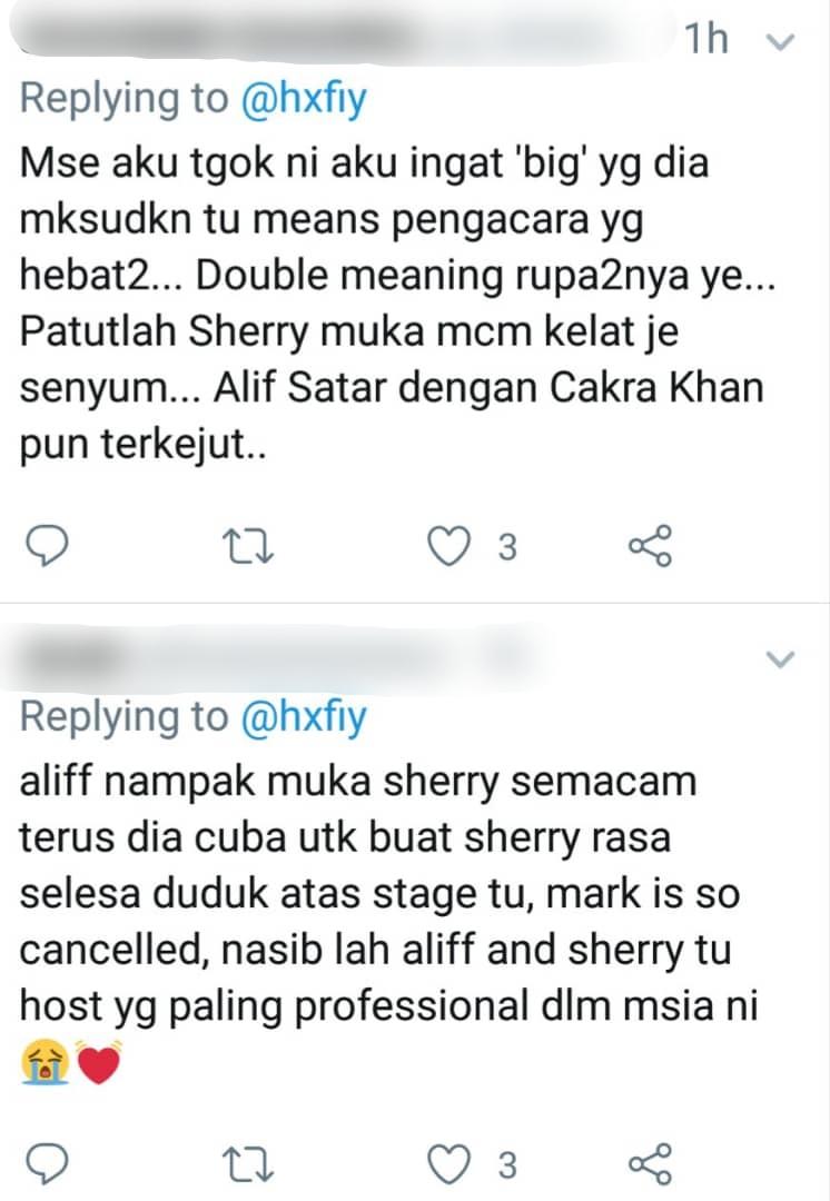 Nama Trending Di Twitter, Netizen Puji Cara Alif Satar Cover Sindiran Mark Adam