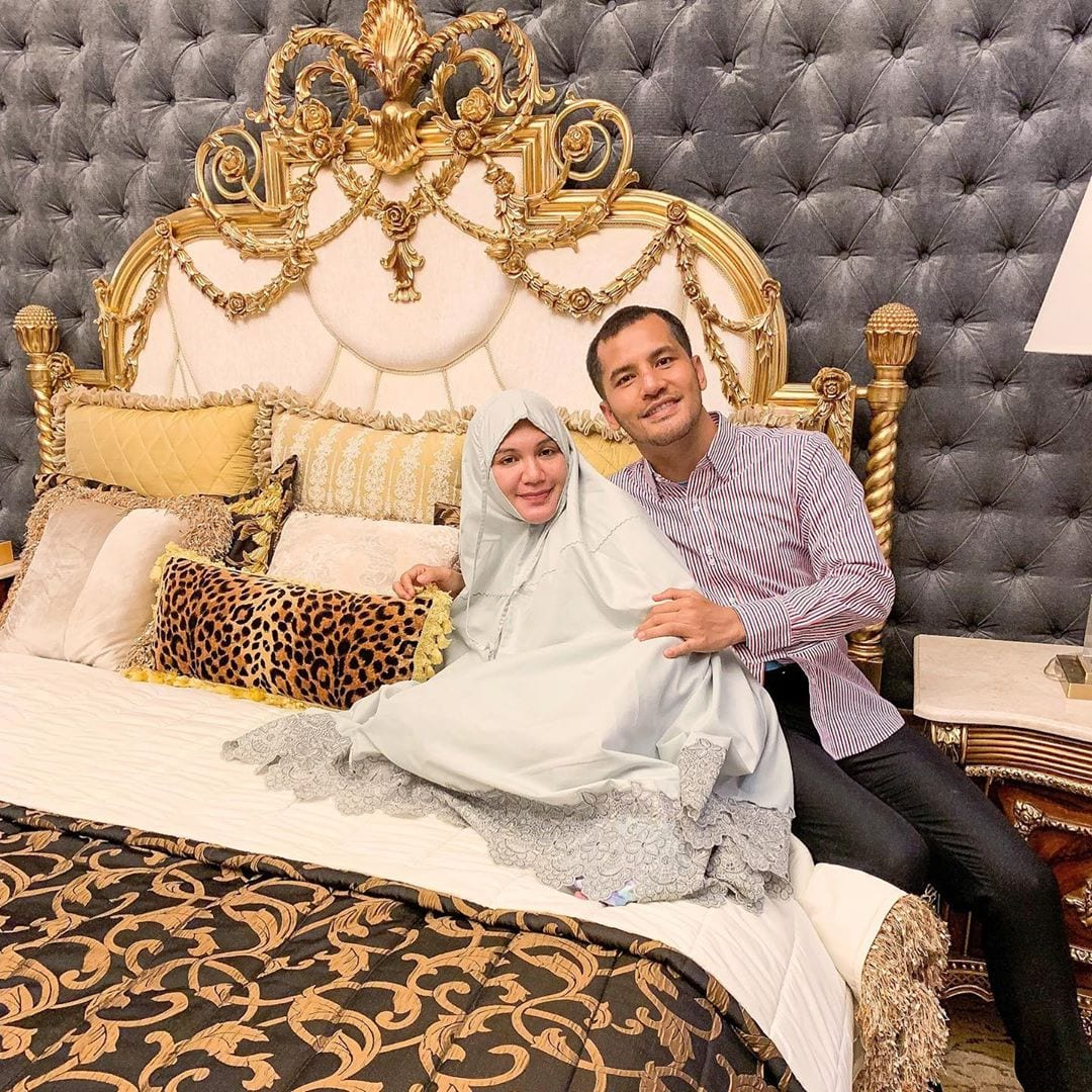 Meraung Tengok Mama Pergi, Detik Perpisahan Datin Shahida & Anak Meruntun Jiwa