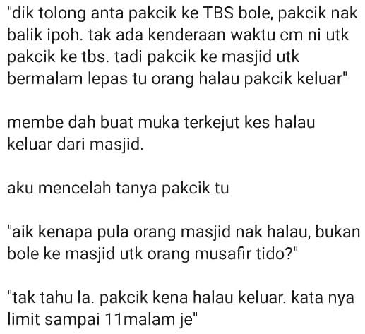 """Tuhan Atur Jalan Tu Cantik"" – Kisah Pakcik Tak Dapat Balik Beraya Bikin Sebak!"