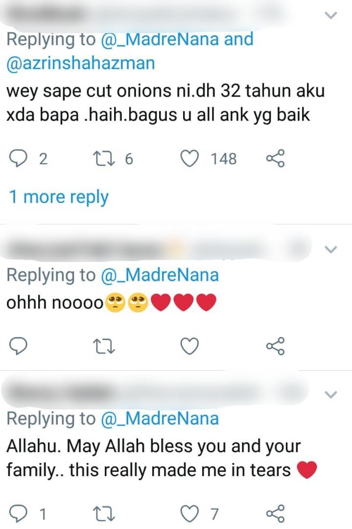 """""""Ayah Dah Lama Perhati Kasut Tu Tapi.."""" – Moment Kejutan Buat Ayah Bikin Sebak"""