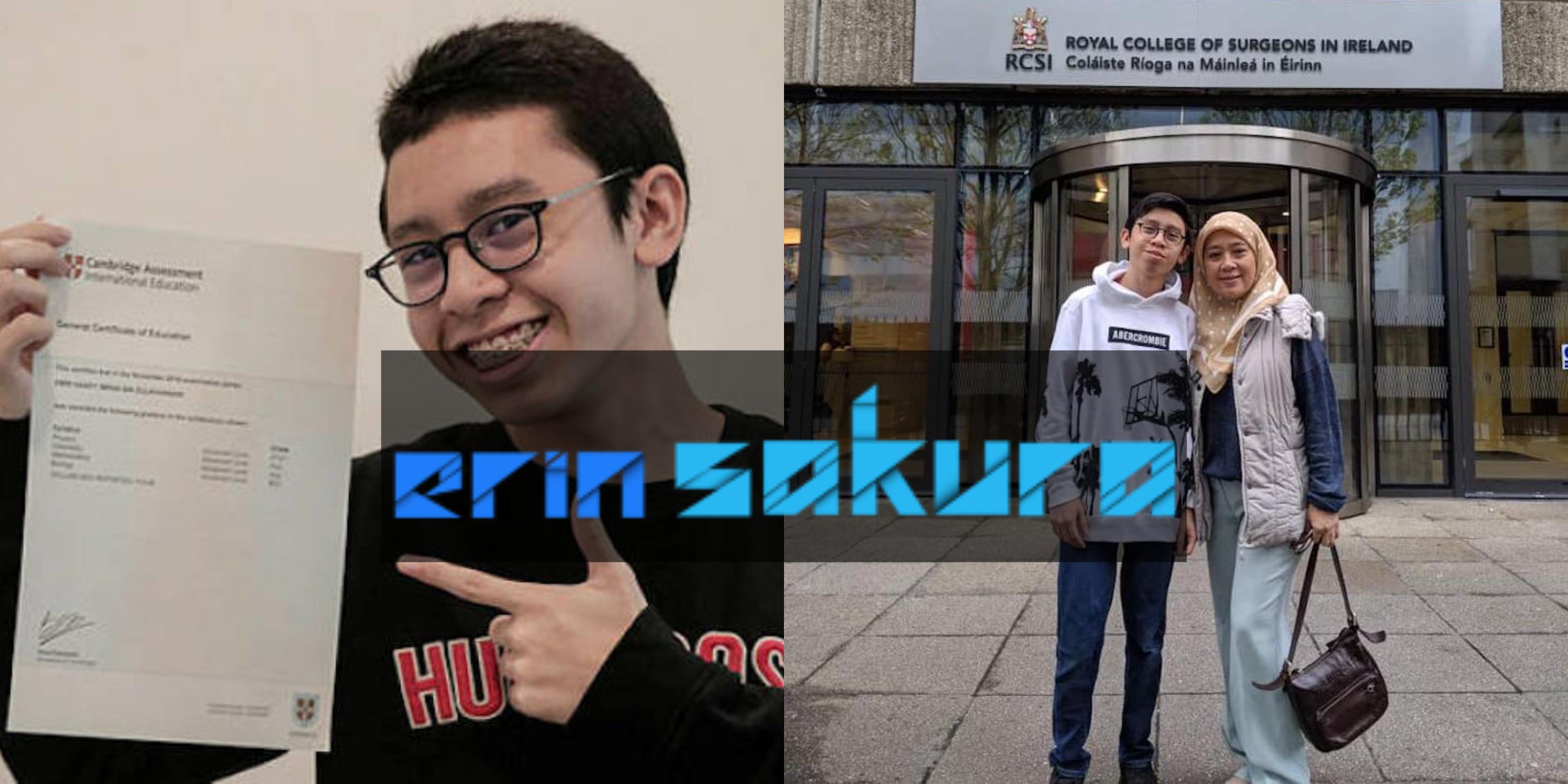 Baru 16 Tahun, Remaja Malaysia Dipilih Masuk Kolej Perubatan Terkenal Dunia