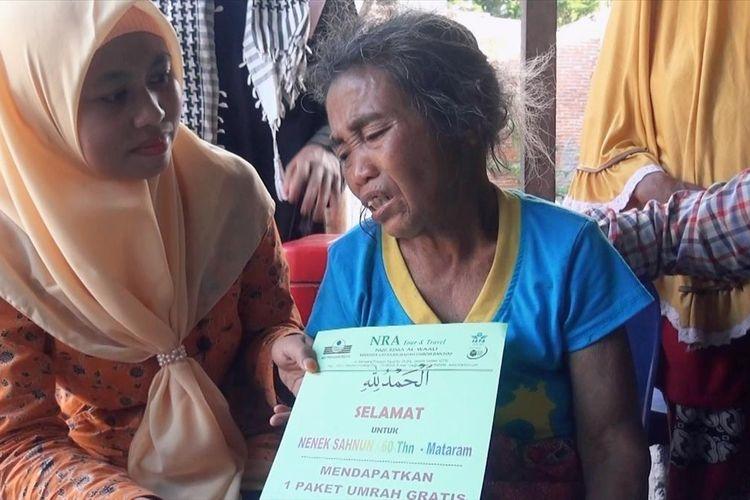 Nenek Pengutip Sampah Jadi Inspirasi, Sumbang RM3 Ribu Demi Ibadah K0rban