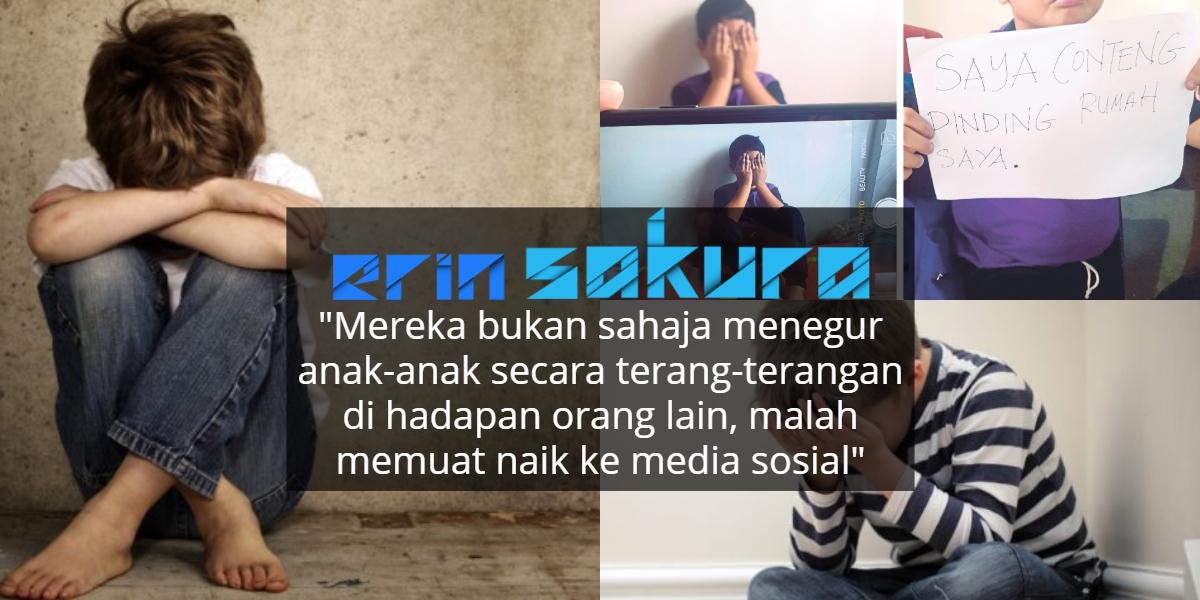 Jangan Amalkan Marah Anak & Post Ke Media Sosial.. Profesor Ini Dedah Kesannya