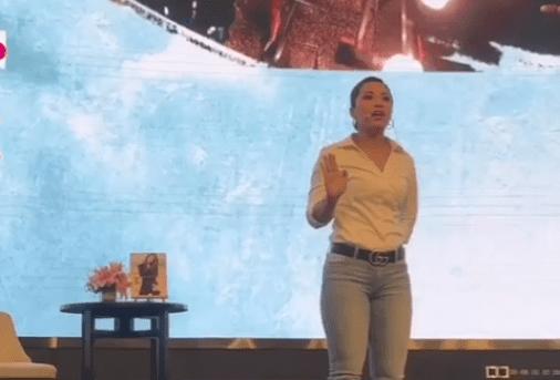 Bagi Talk Inspirasi Tapi Seluar Ketat, Janna Nick Akui Tak Peka Pilih Pakaian