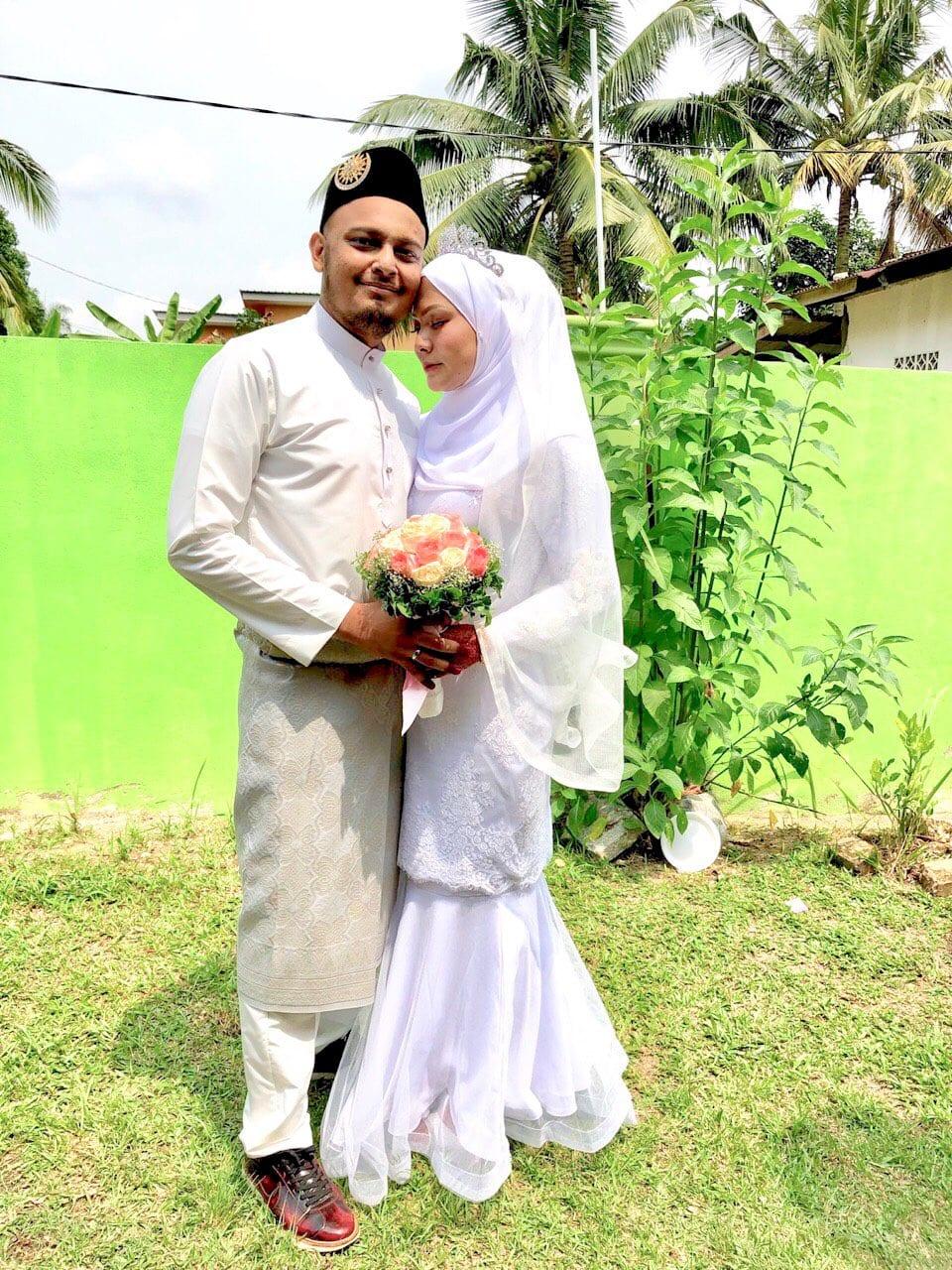 1st Date Di HospitaI, Siapa Sangka 2 Survivor Barah Kini Sah Jadi Suami Isteri!