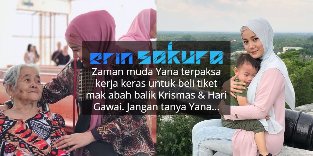 Throwback Gambar Dengan Family, Yana Samsudin Dedah Cerita Rupanya Mak Dia..
