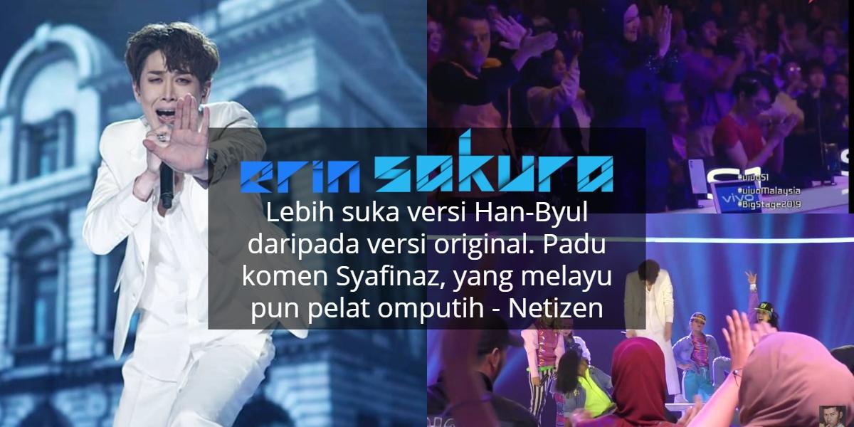 Dipuji Gara2 Bawa Lagu Melayu, Han-Byul Dibandingkan Dengan Penyanyi Asal?