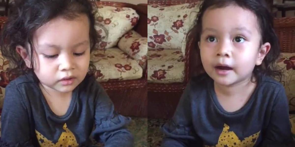 Trending Gara2 Video Baca Hadis, Ibu Buka Mulut Dedah Minat Anak Hafaz Surah