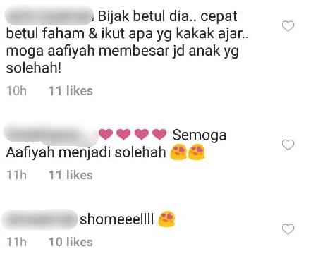 Aafiyah Buat Tok Ti Rindu, Part Sabar & 'Mini Love' Tu Tak Tahan.. Comel Habis!
