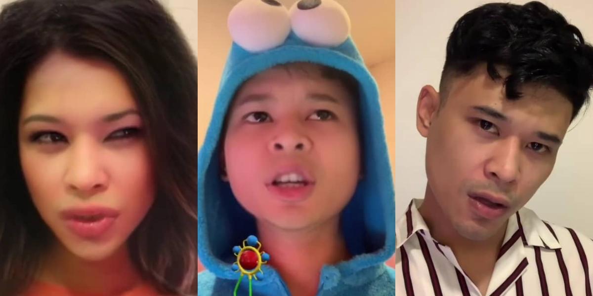"""[VIDEO] """"Buat Hal Lagi"""" – Jadi Bapa Tiri Versi K-Pop, Andi Bernadee Bikin Lucu"""