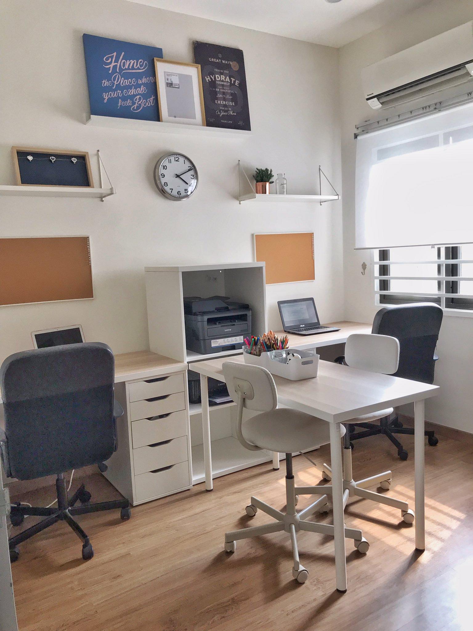 Naikkan Mood Suami Ambil Master, Lihat Deko Mewah 'Study Room' Oleh Doktor Ini