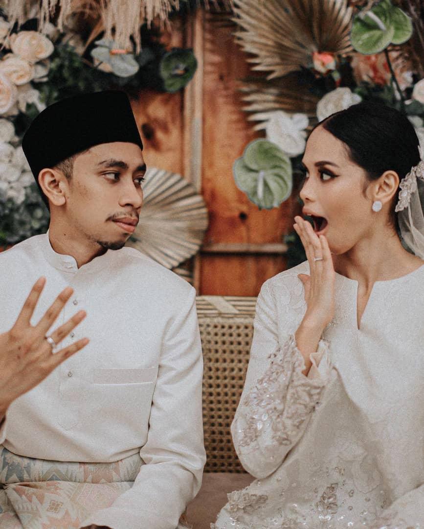 Menghitung Hari Bahagia, Ain Edruce Titip 'Pantang Larang' Buat Bakal Suami