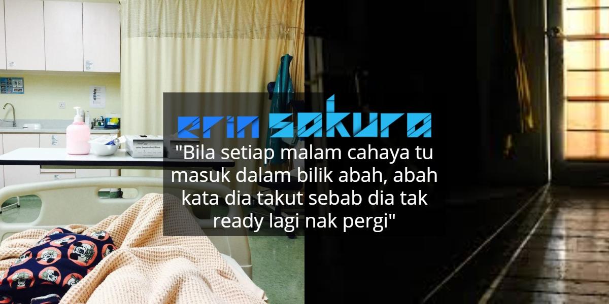 """""""Abah Aku Cerita Masa Koma, Dia Nampak Padang Mahsyar & Ramai Kena Humban.."""""""