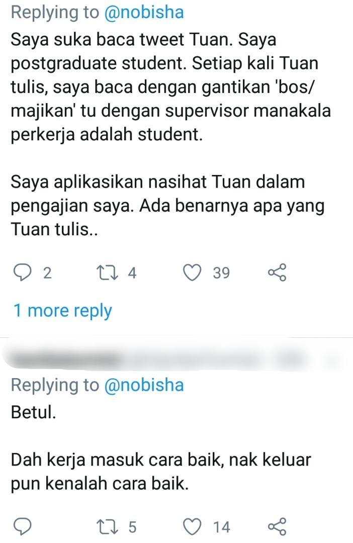 """Rasa Tak Syok Kerja, Cari Tempat Baru & Resign"" – Kata2 Lelaki Ini Makan Dalam"