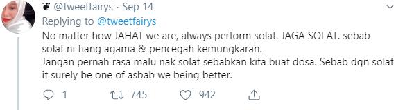 """""""Before Pergi Club, I Akan Solat & Berdoa Supaya Nikmat Ni Ditarik, Syukur.."""""""