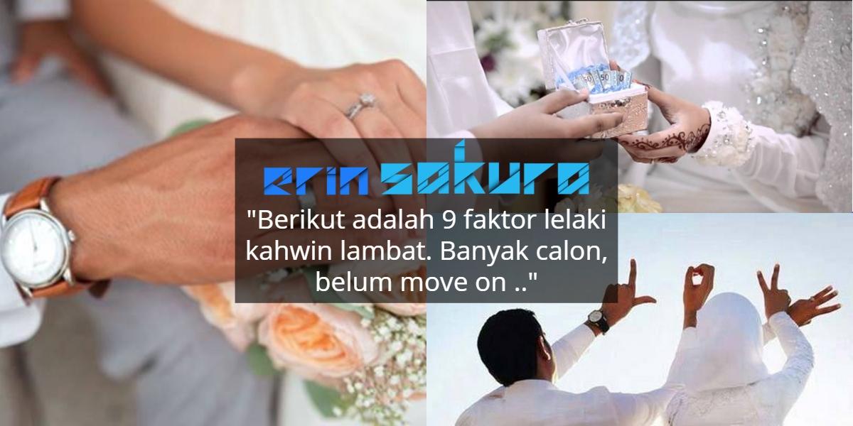 Bila Ajak Bincang, Dia Mengelak – Ini Punca2 Lelaki Belum Sedia Untuk Berkahwin