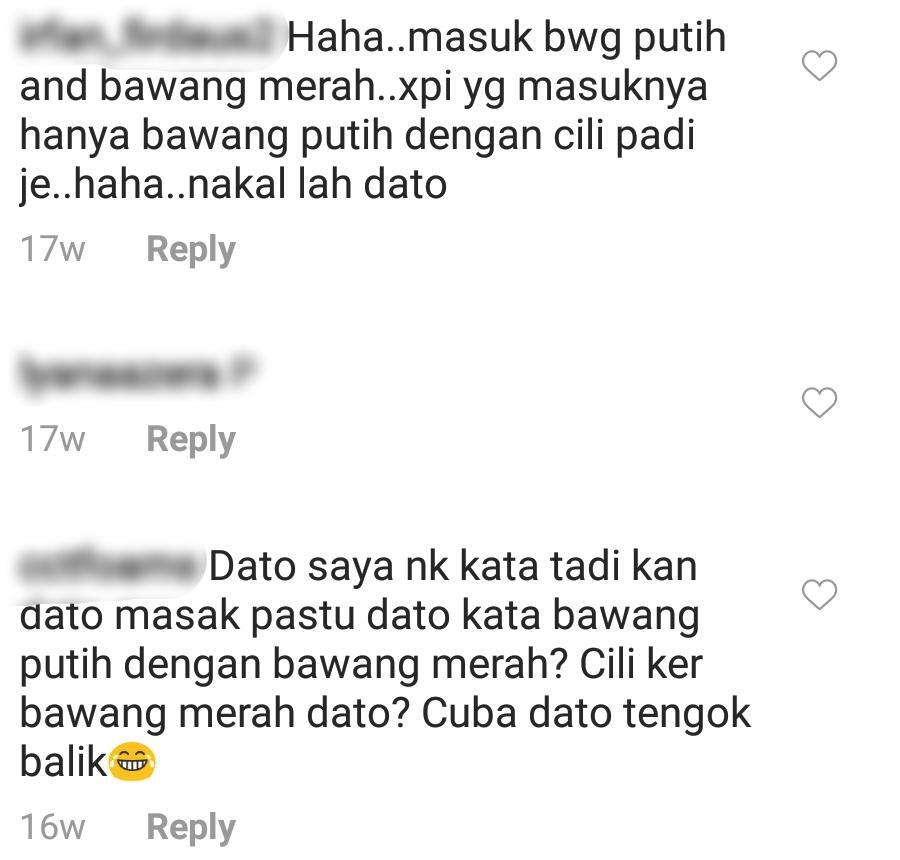 Dato' Aliff Kongsi Resepi Thai 'Miang Kham', Part Siang Mangga Tu Paling 'Win'!
