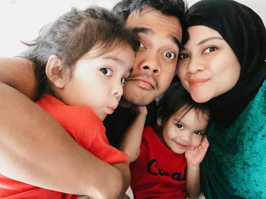 Alif Satar Kongsi Kapsyen 'Sweet' Sempena Birthday, Isteri Luah Rasa Terharu