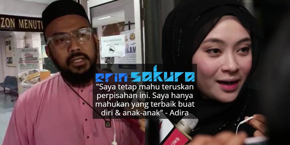 Adira Nekad Mahu Berpisah Dengan Suami, Tapi Ditolak Pula Oleh Datuk Red..