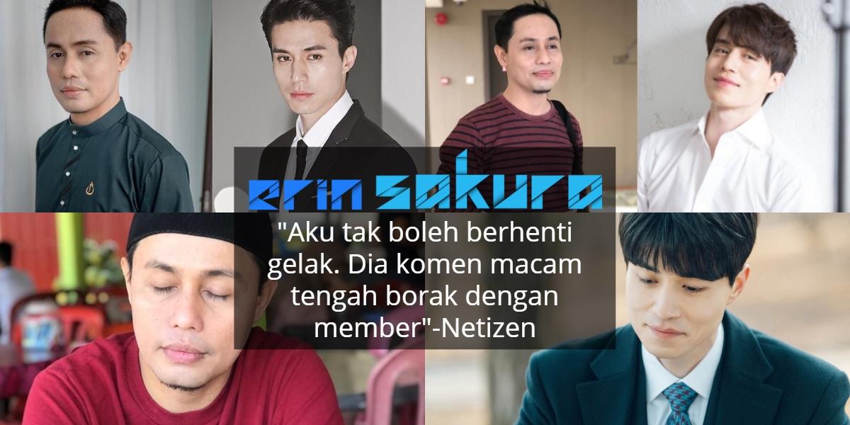 Miliki Wajah Persis Lee Dong Wook, PU Azman Kantoi Tinggal Komen Merata Di IG!