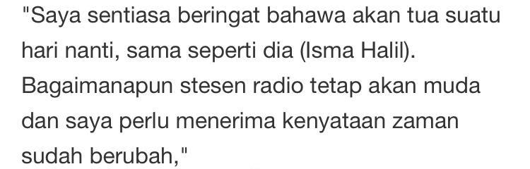 """""""Itu Cara Kami.."""" – DJ Baru Radio Dilabel 'Syok Sendiri', Johan Beri Respon"""