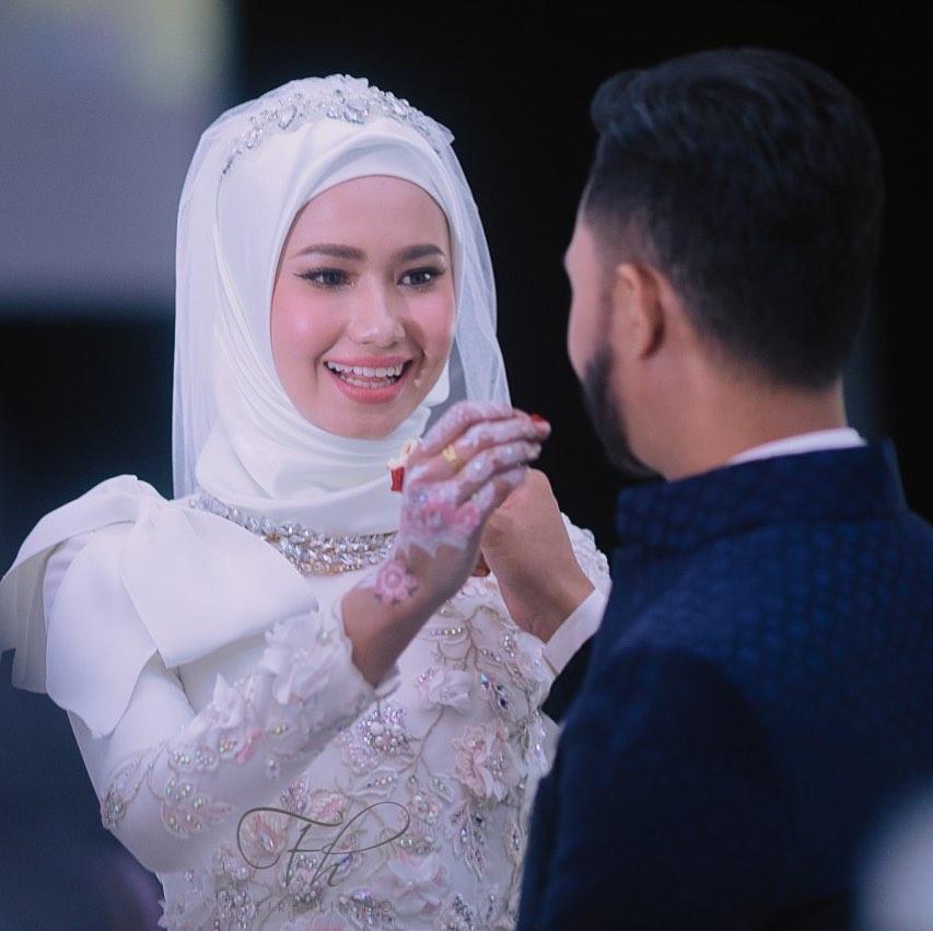[VIDEO] Resepsi Meriah Tapi Alha Alfa 'Putih Mata' Tragedi Kek Menara Runtuh!