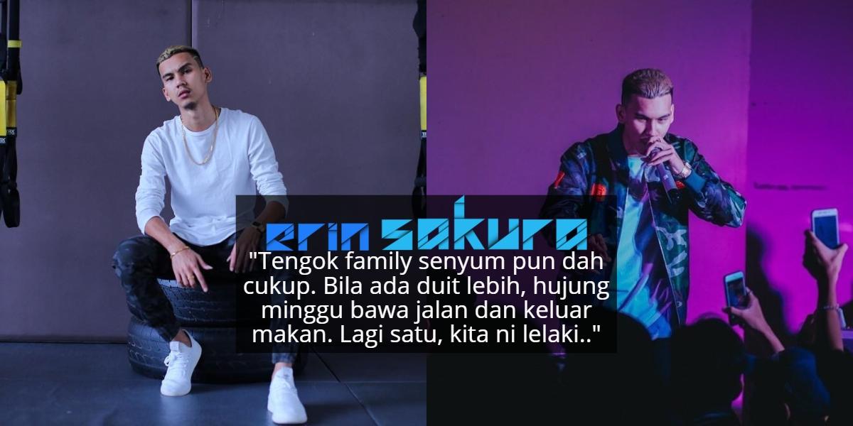 """Gembira Gila..""-MK K-Clique Dedah Jadi Rapper Sebab Nak Sara Keluarga Di Sabah"