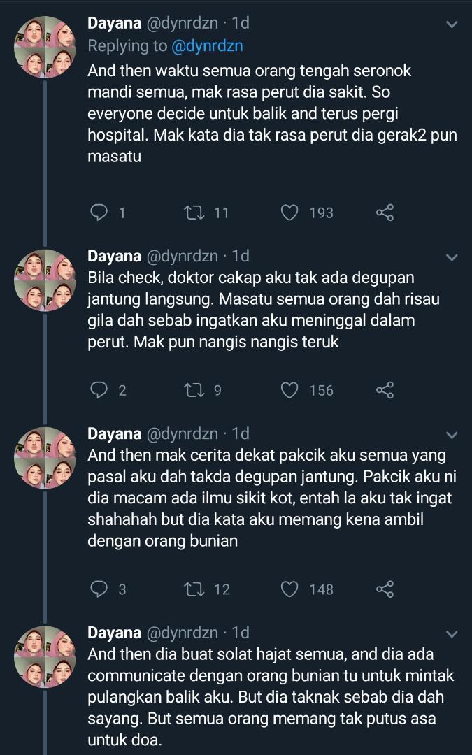 """Mak Kata Aku Hilang Dari Kandungan 7 Bulan, Dah Pujuk Suruh Pulangkan Tapi.."""