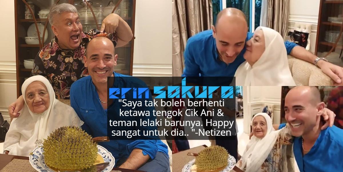 "[VIDEO] ""My Boyfriend.."" – Hadiah Hari Jadi Ibu Chef Wan Ke-89 Tak Nak Kalah!"