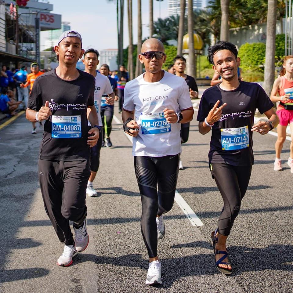 """Aku Ada Kanser Tahap 3 & Tak Jangka Langsung Mampu Habiskan Larian Jarak 42km"""