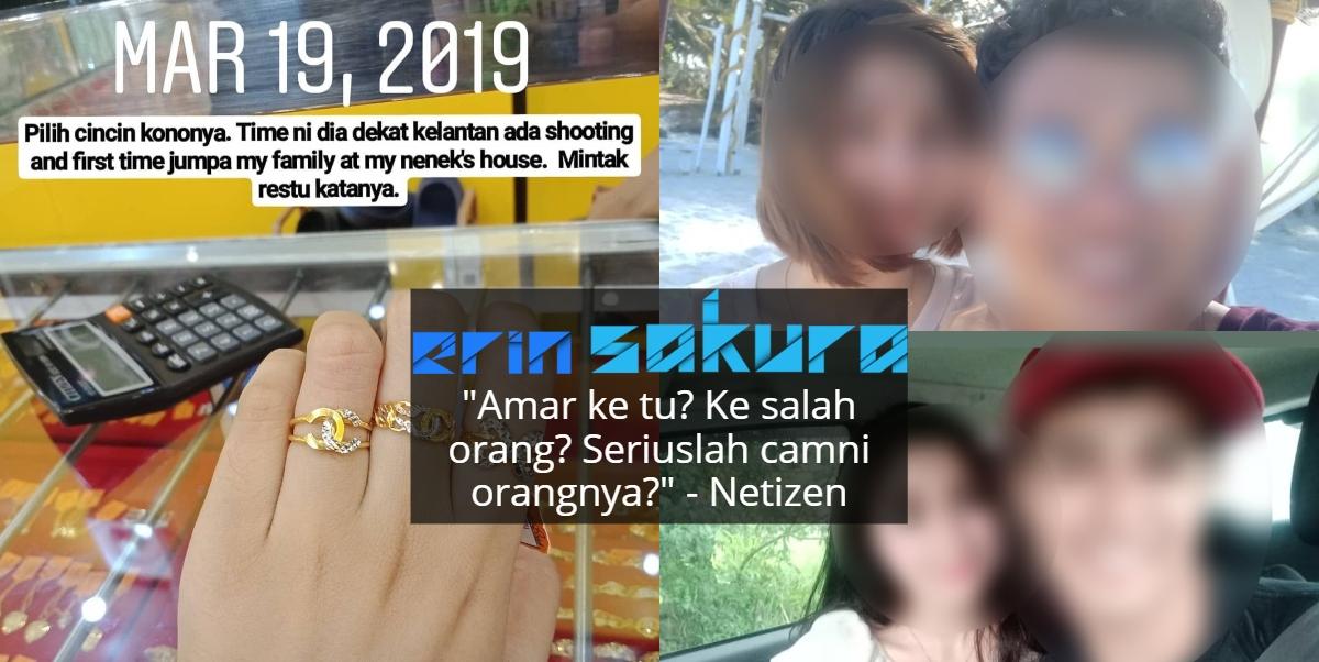 Wanita Akui Ada 'Skandal' Dengan Pelakon AA, Dapat Petunjuk Lepas Istikarah?