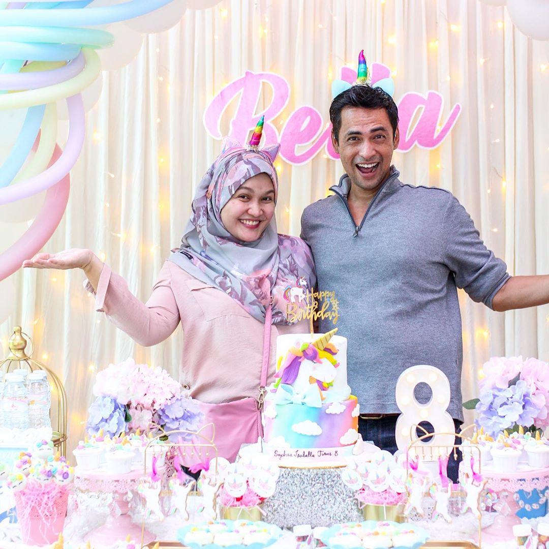 Sambut Anniversary Ke-9, Isteri Dr Sheikh Muszaphar Menitiskan Air Mata Sebab..