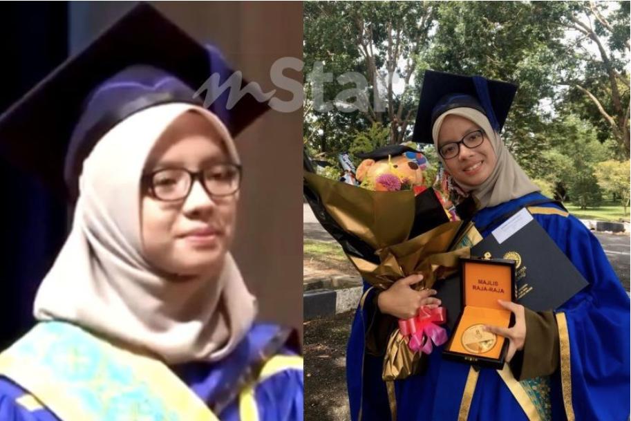 Raih Anugerah Pelajaran Diraja, Graduan Cemerlang UUM Kongsi Rahsia Kejayaan