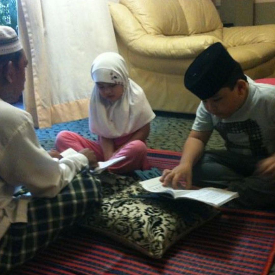 Risau Nasib Anak-Anak Masa Berpisah, Abby Buka Cerita Didik Dengan Al-Quran