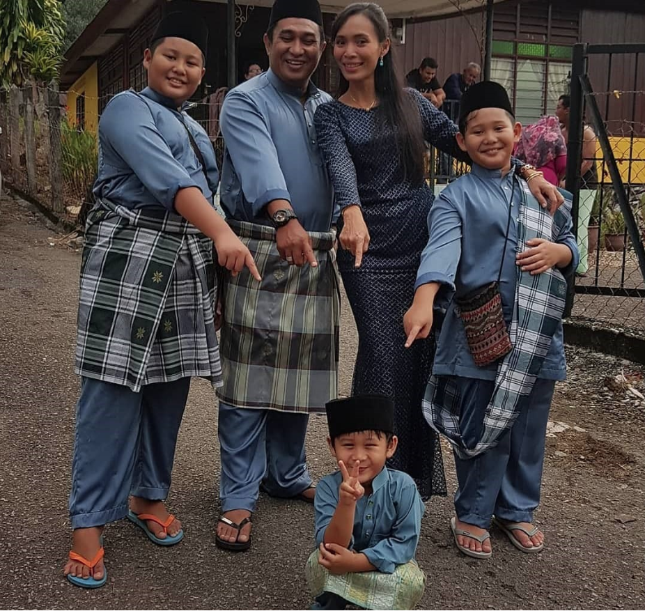 Kongsi Video Anniversary, Suami Amyza Aznan Kini Lumpuh Akibat Angin Ahmar